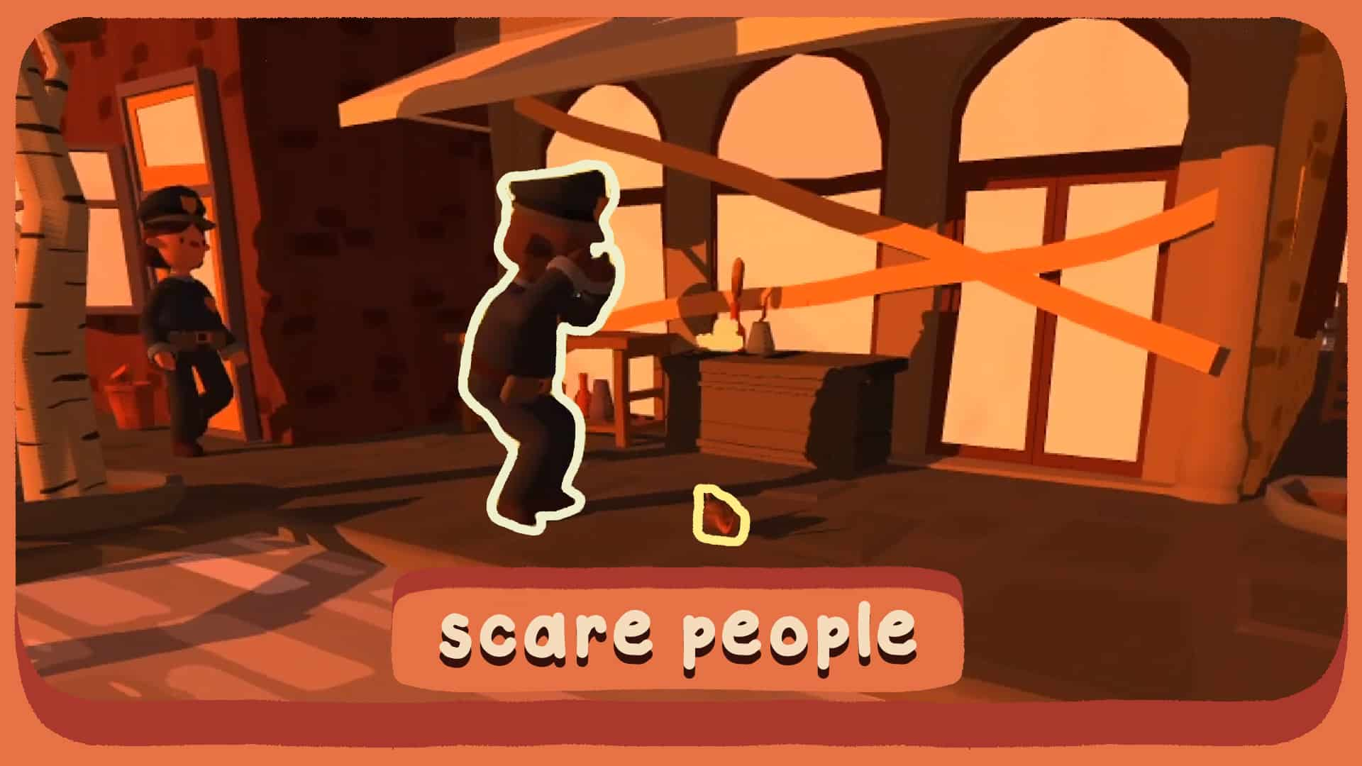 Boodunnit?! Studio Koprol free 3D mystery ghost platformer