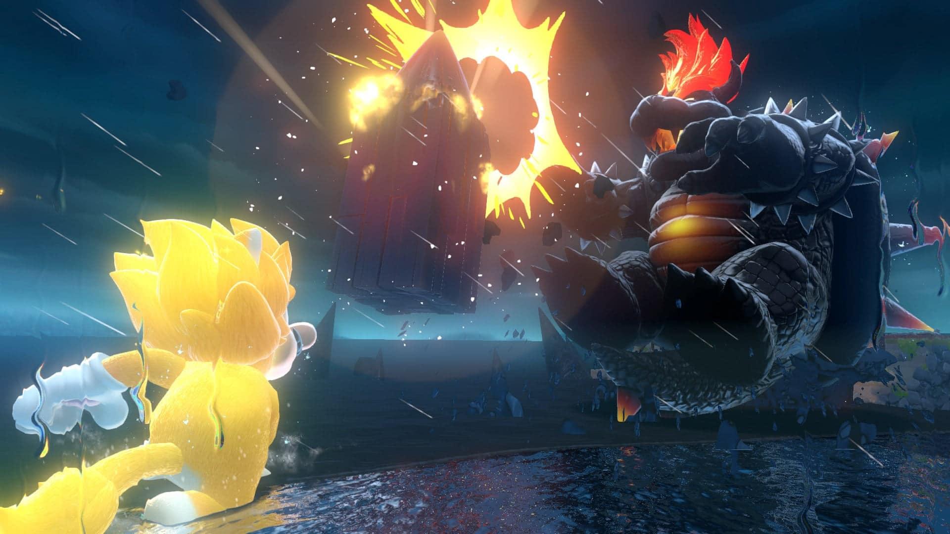 Nintendo fixes Super Mario Odyssey mistake failing with Super Mario 3D World + Bowser's Fury