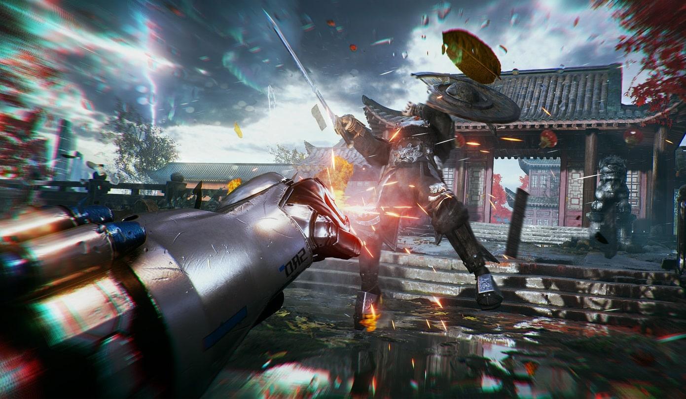 China game development Chinese games market studio Bright Memory: Infinite