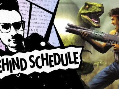 Turok 2: Seeds of Evil Behind Schedule Jesse Galena retro review video game Acclaim Iguana Entertainment