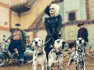 Cruella trailer Disney live action Emma Stone 101 Dalmations