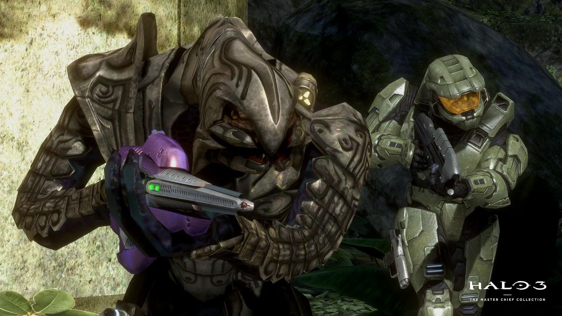 Halo Arbiter impact on franchise game design narrative storytelling religion themes character development Halo 2 Halo 5 343 Industries Bungie Halo 3