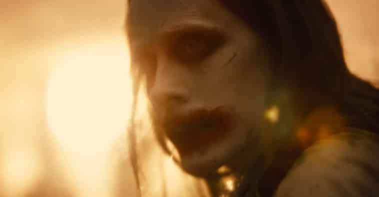 Zack Snyder Justice League trailer full Jared Leto Joker we live in a society HBO Max Zack Snyder's Justice League