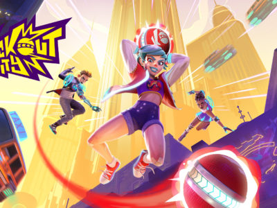 Knockout City preview hands-on beta test dodgeball Velan Studios EA Electronic Arts