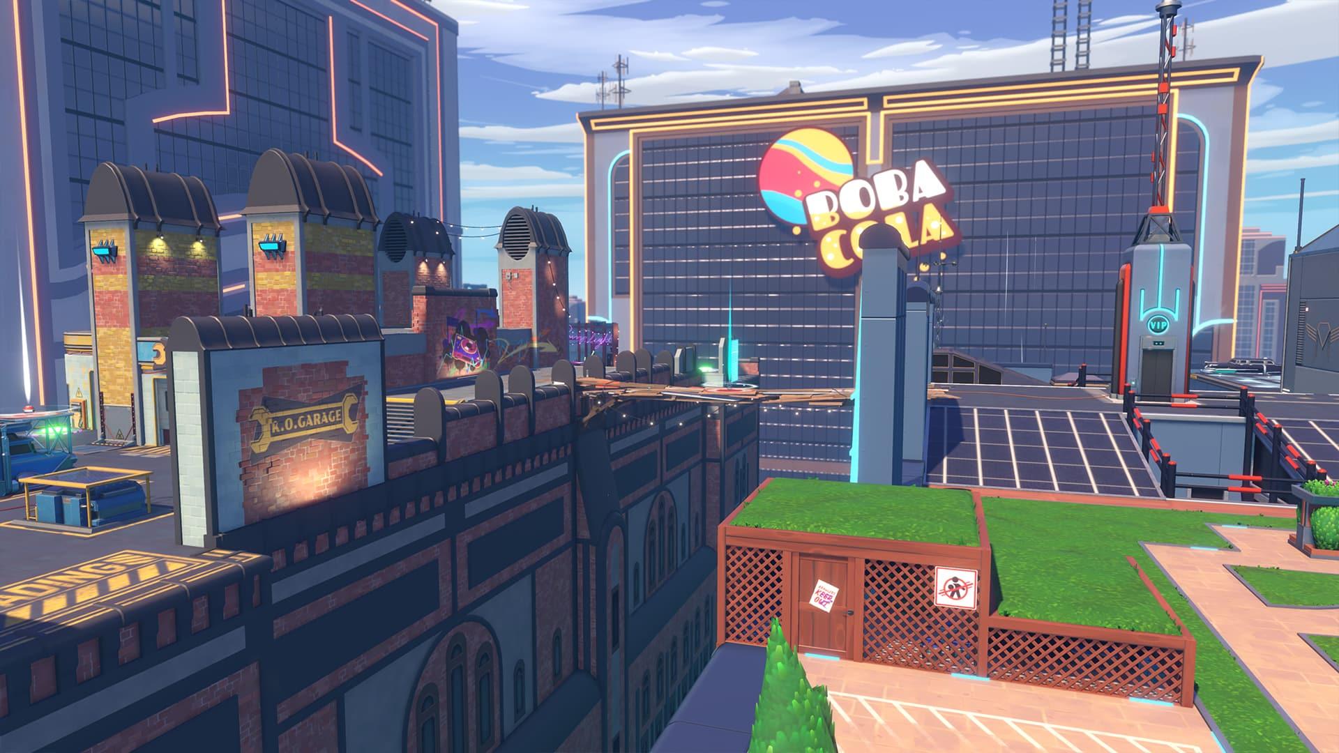 Knockout City preview hands-on beta test dodgeball Velan Studios EA Electronic Arts