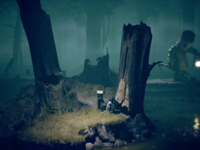 Little Nightmares II world is terrifying and unnerving but captivating and immersive Tarsier Studios Bandai Namco