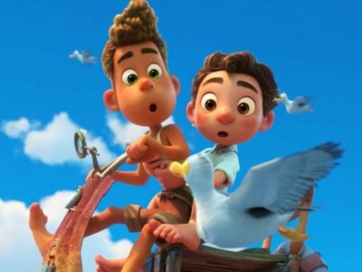 luca trailer pixar disney