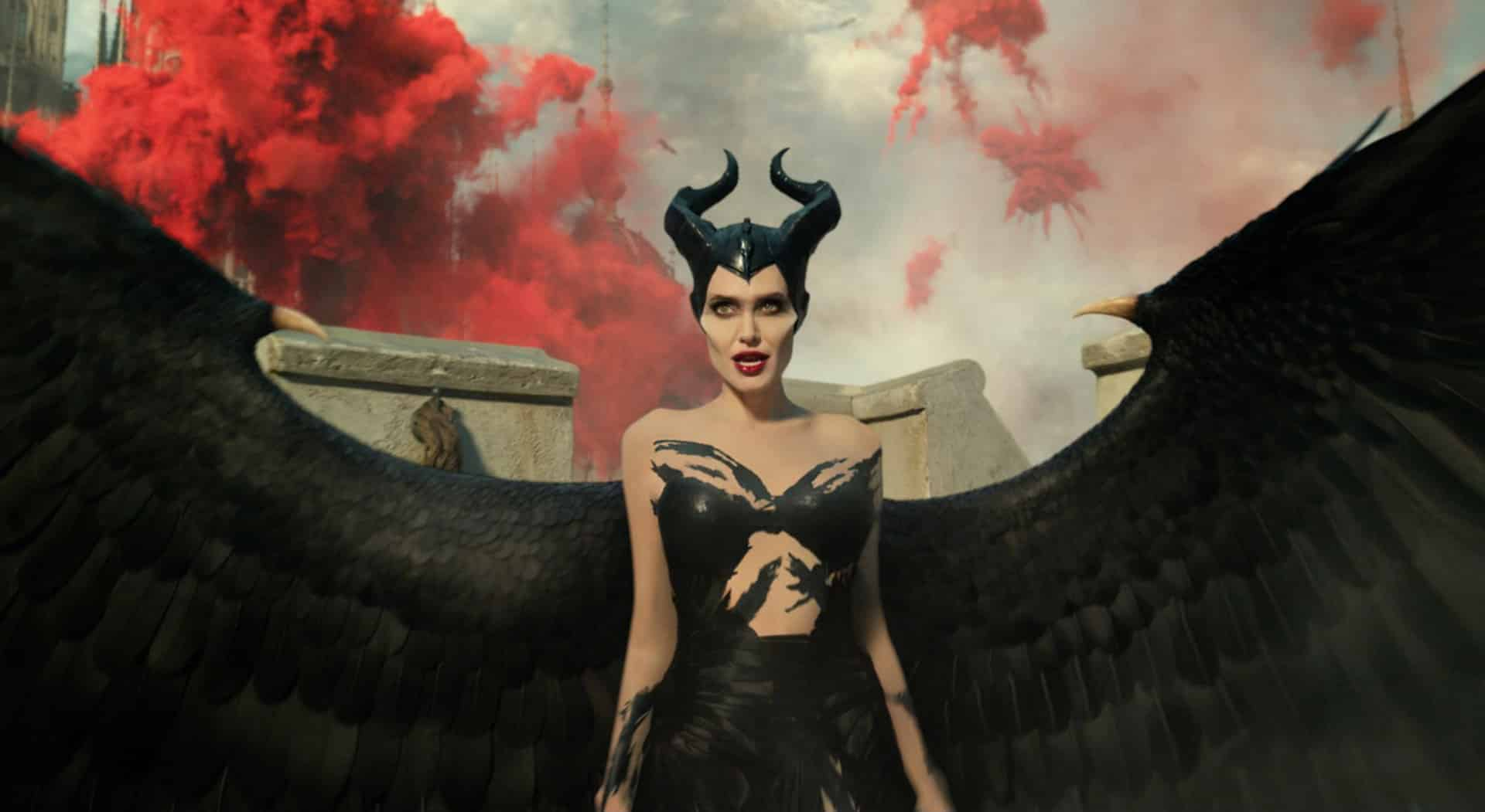 Maleficent Disney fairy tale princesses Disney Cruella mystique villain villainy mystery of evil ruined by too much information, backstory, exposition as seen with Darth Vader