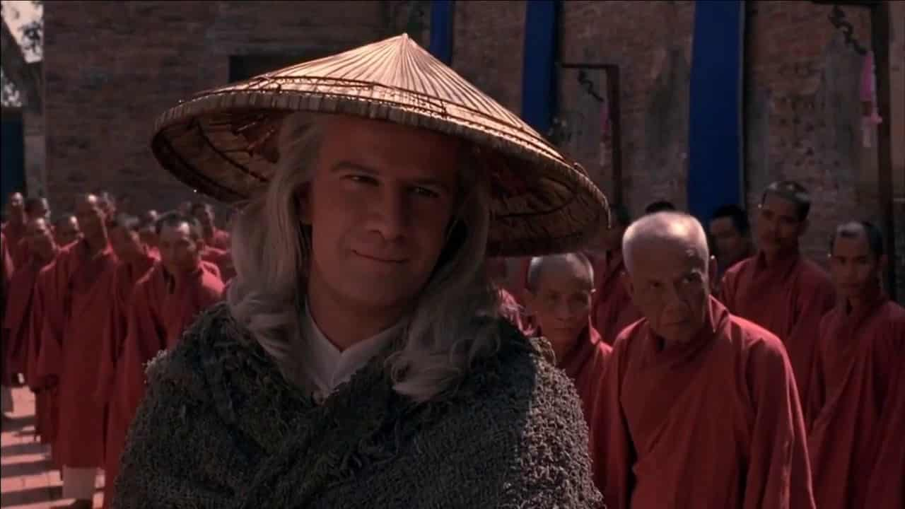 Mortal Kombat 1995 film campy fun Paul W.S. Anderson on a budget video game movie