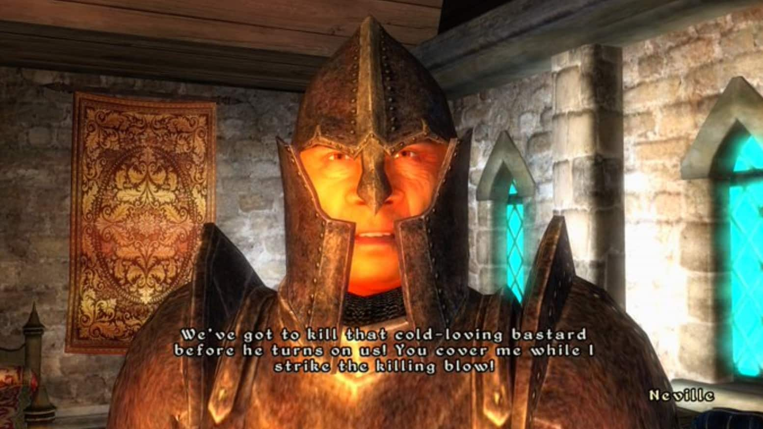 Bethesda The Elder Scrolls IV: Oblivion V: Skyrim Dark Brotherhood assassination more immersive, scary, realistic experience than Hitman 3 World of Assassination IO Interactive