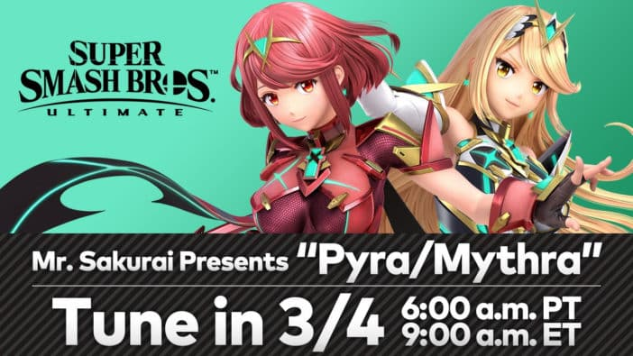 Video game news 2/24/21: Pyra & Mythra Super Smash Bros. Ultimate showcase, next Cyberpunk 2077 update delayed, Gnosia on Switch in the West Nier Replicant Valheim