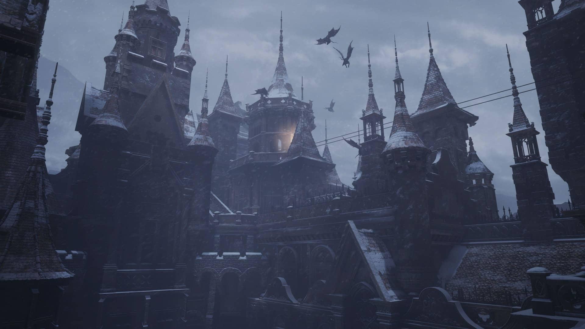 Resident Evil 7 demo Beginning Hour Resident Evil Village Maiden Capcom video game demo art form
