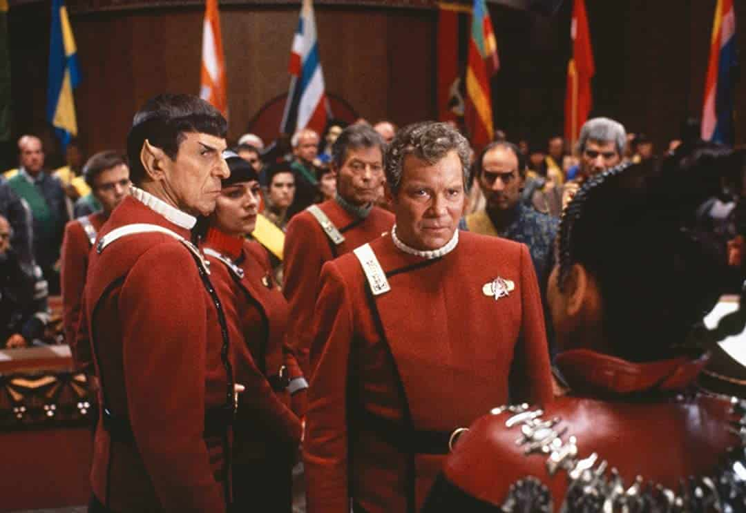 Star Trek VI: The Undiscovered Country Rejected Franchise Nostalgia in a Way Impossible Today