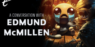 Jack Packard Edmund McMillen interview The Escapist Show The Legend of Bum-bo The Binding of Isaac Super Meat Boy
