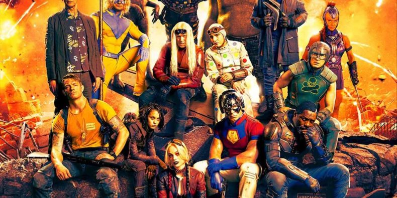 James Gunn The Suicide Squad complete creative control Warner Bros. WB finished filming plot synopsis