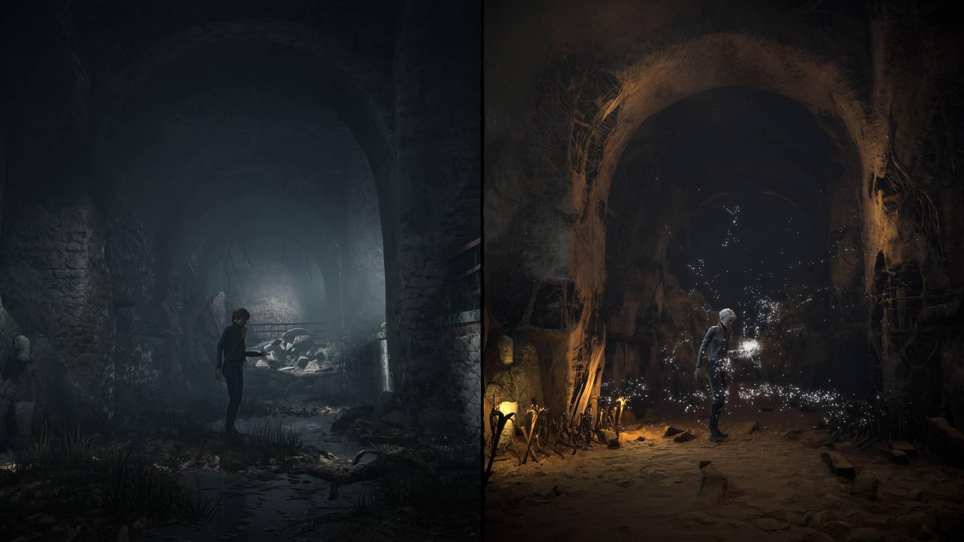 The Medium Bloober Team interview Technical Level Designer Vitalii Pryvalov horror game future IP Silent Hill