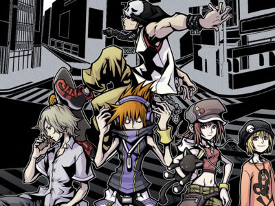 The World Ends with You Joshua kill God trope JRPG protagonist and antagonist