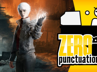 The Medium Zero Punctuation Bloober Team horror with Akira Yamaoka soundtrack
