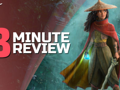 Raya and the Last Dragon Review in 3 Minutes