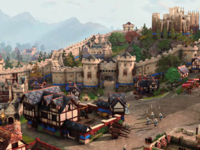 Age of Empires IV, fan preview, event, age of empires II: definitive edition, Age of Empires III: definitive edition, microsoft, relic entertainment