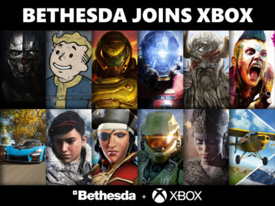 Microsoft Xbox PC ZeniMax Bethesda Games Studio acquisition finished complete