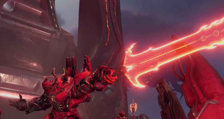 Doom Eternal, The Ancient Gods - Part Two, id Software, Bethesda, trailer, release date