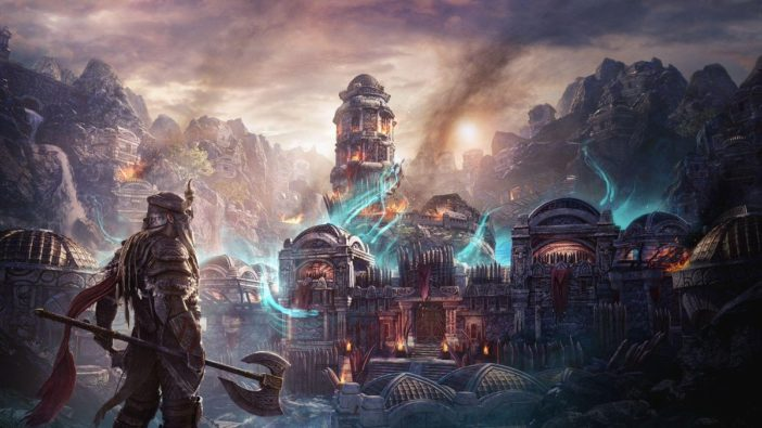 Video game news 3/31/21: The Elder Scrolls Online next-gen release date, April 2021 PS Plus games, Genshin Impact PS5 release Warzone stim glitch No Man's Sky Expeditions