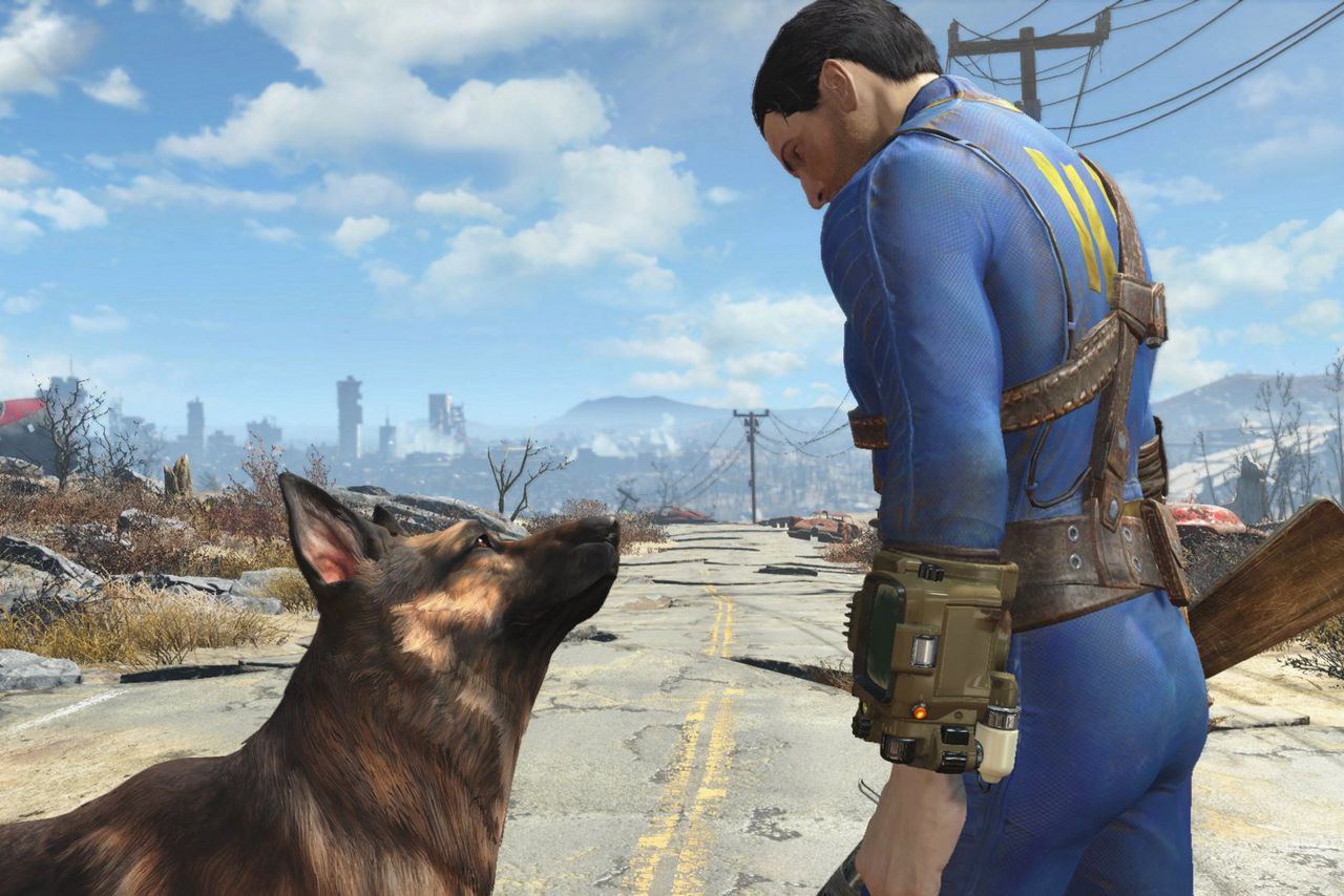 Fallout 4 Microsoft Xbox Series X Game Pass Bethesda exclusives ZeniMax id Software MachineGames Indiana Jones Starfield
