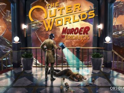 The Outer Worlds: Murder on Eridanos release date Obsidian Private Division PC Xbox One PlayStation 4