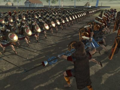 Total War: Rome Remastered, Creative Assembly, Rome remastered, sega, feral interactive,