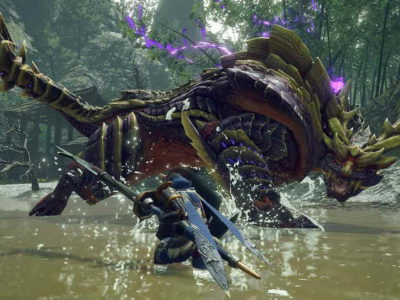 best monster hunter rise weapons for beginners Capcom Nintendo Switch