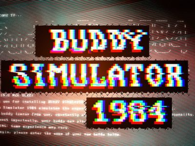 Buddy Simulator 1984 Not a Sailor Studios preview overview text 2D 3D horror comedy gameplay on PC