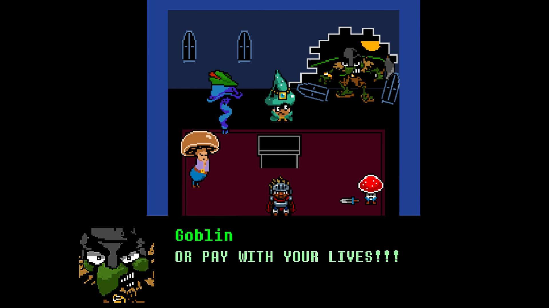 Everhood interview Chris Nordgren Jordi Roca Foreign Gnomes Surefire.Games