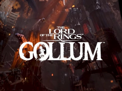 The Lord of the Rings: Gollum Daedalic Entertainment stealth gameplay talking to yourself