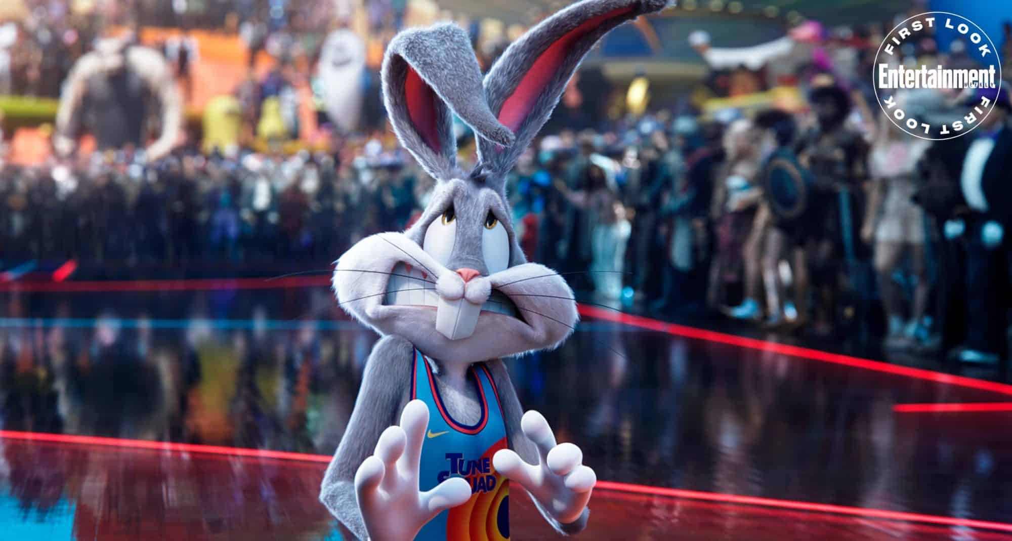 Space Jam: A New Legacy Reveals First Look Photos & Plot Details