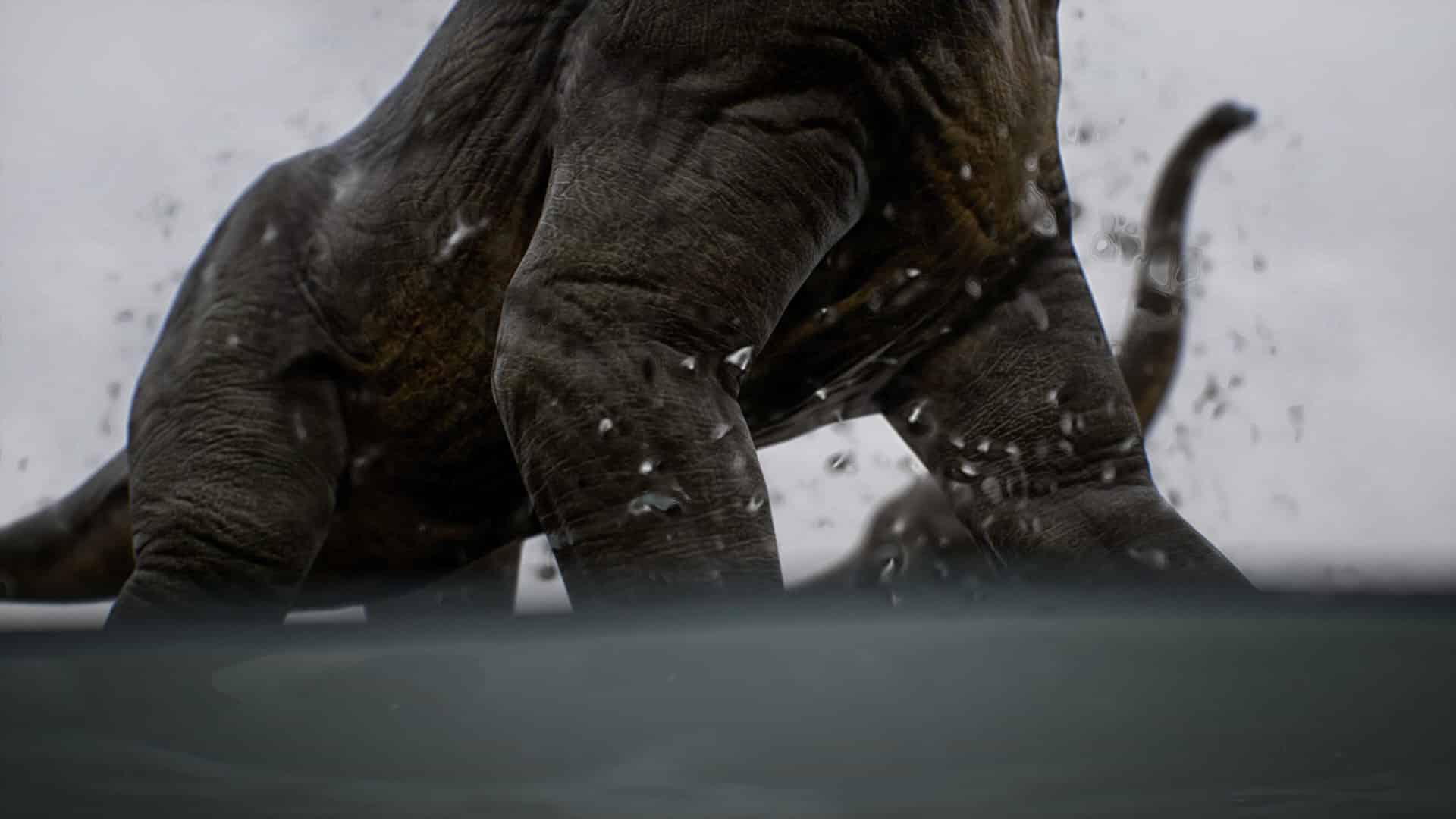 Instinction interview Hashbane Jade Saunders Richard Gold Dino Crisis dinosaur survival action
