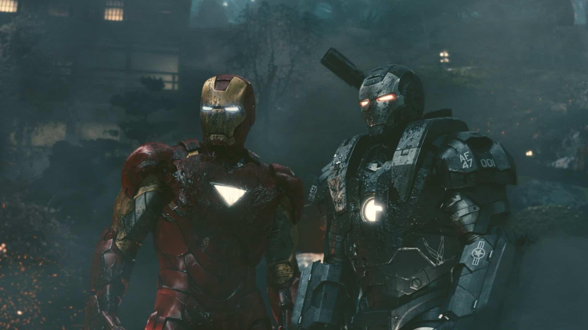 Marvel Cinematic Universe MCU no flawed characters story arcs like alcoholism, Demon in a Bottle, all perfect paragon heroes Iron Man 2