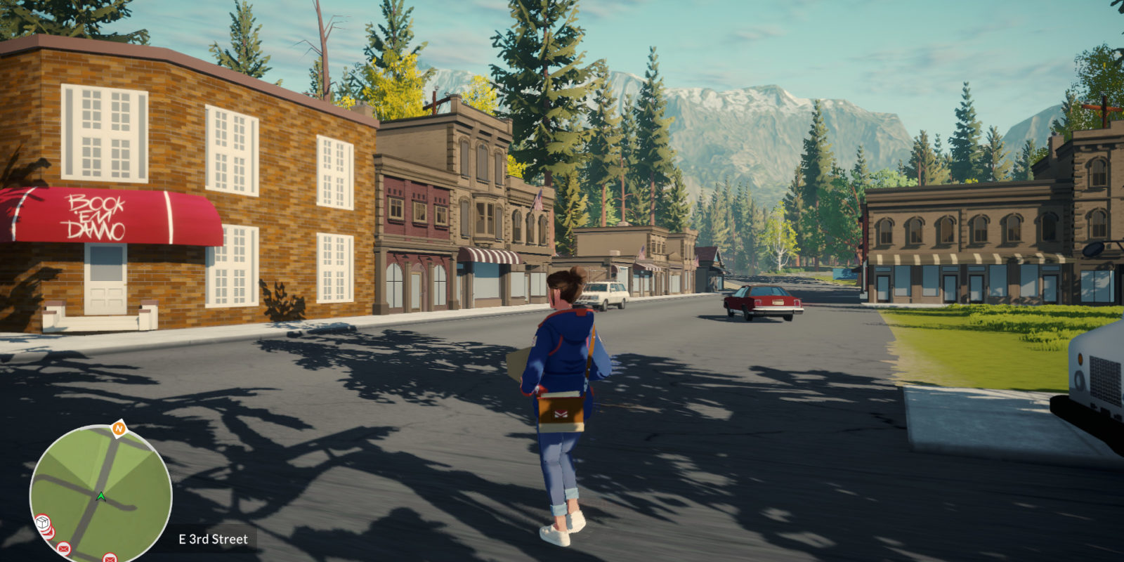 Lake interview Jos Bouman Gamious Whitethorn Digital relaxed open-world communication gameplay '80s
