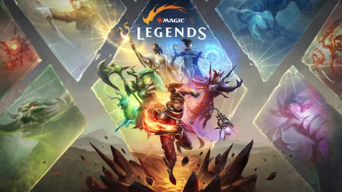 Magic: Legends hands-on preview Wizards of the Coast Cryptic Studios Perfect World Entertainment PC PlayStation 4 Xbox One