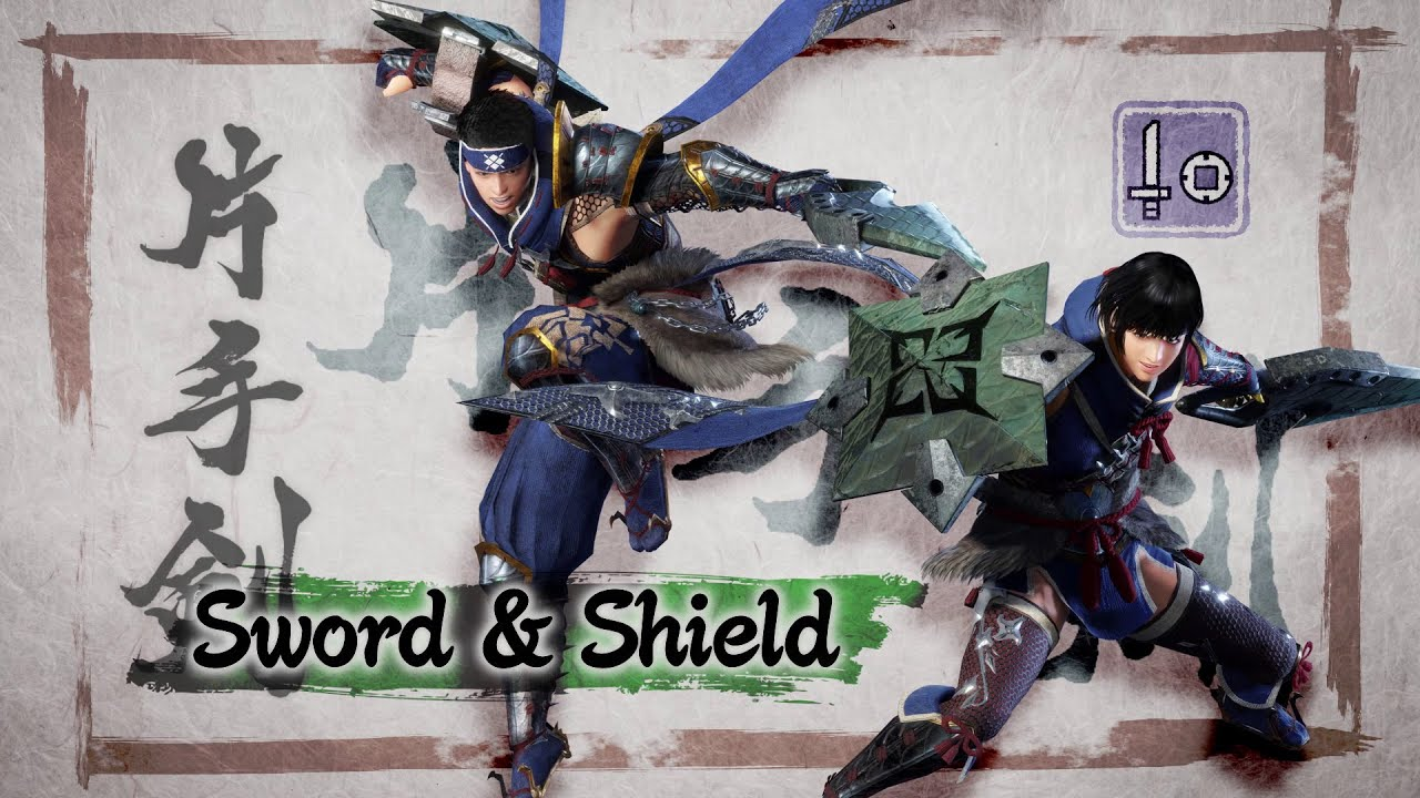 best monster hunter rise weapons for beginners Capcom Nintendo Switch Sword and Shield