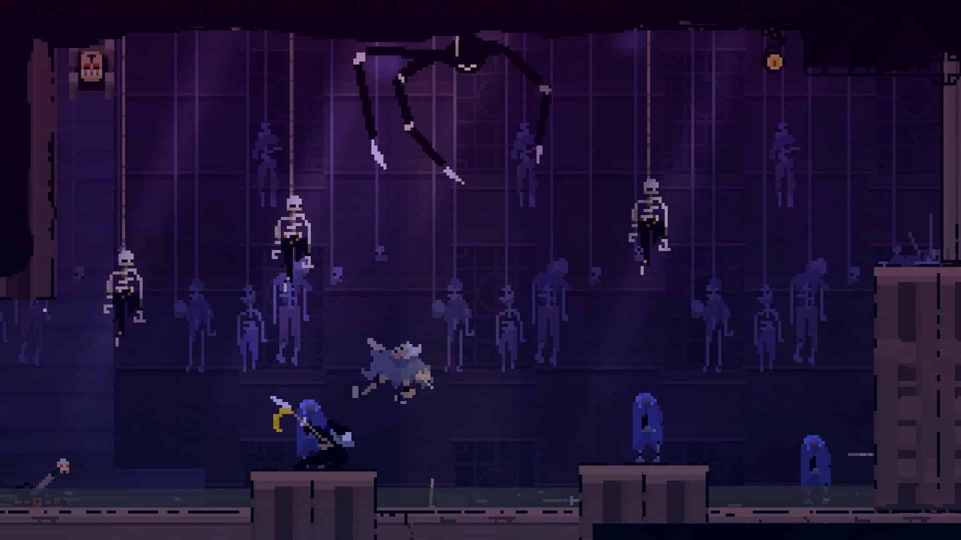 Olija Skeleton Crew Studio hidden gem