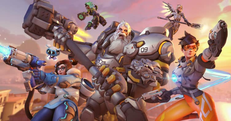 Video game news 3/10/21: Overwatch Xbox Series X | S optimization enhancement, Fall Guys Season 4 teaser, Rust server fire, Outriders animated trailer The Outer Worlds DLC tomorrow