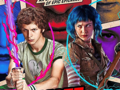 Scott Pilgrim vs. the World Dolby Cinema cut Dolby Vision Atmos locations April 30