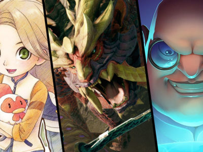 single player games March 2021 Story of Seasons: Pioneers of Olive Town Monster Hunter Rise Evil Genius 2: World Domination