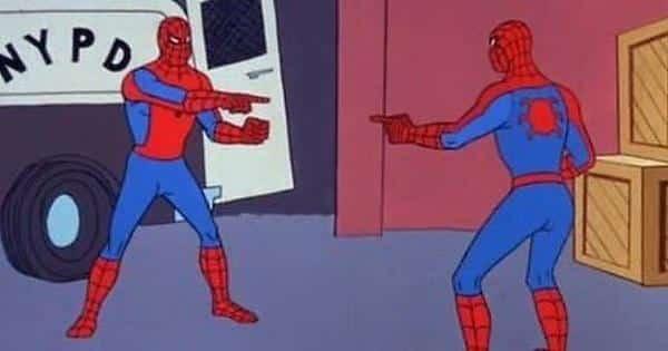 wandavision clones identical clone red vision white vision spider-man: the clone saga ben reilly peter parker