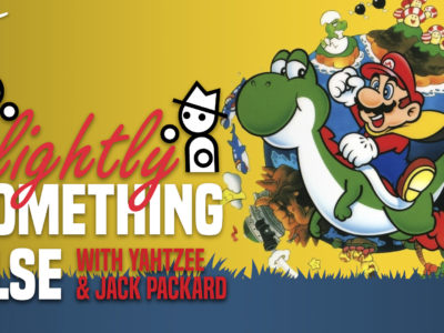 jack packard yahtzee croshaw slightly something else first gaming obsession super mario world