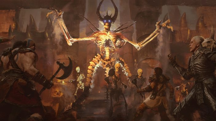 Video game news 3/5/21: Diablo II: Resurrected to allow save transfers, Hitman 3 March 2021 roadmap, Loop Hero success, The Division 2 stats FIFA 21 Playstation top downloads