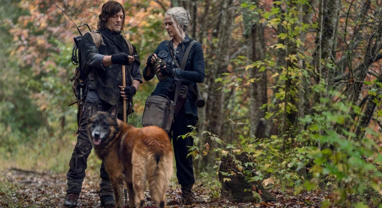 The Walking Dead S10E18 Review: Find Me Is a New Classic for the Series