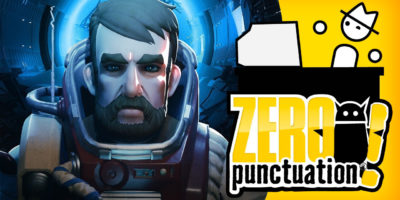 Breathedge Zero Punctuation Yahtzee Croshaw RedRuins Softworks HypeTrain Digital