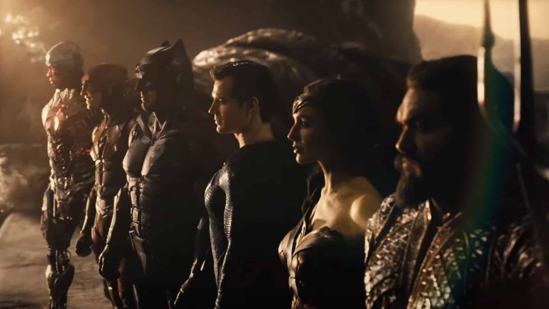 four hours and no Joss Whedon later, hbo max zack snyder justice league cut was good and we were all wrong Zack Snyder's Justice League